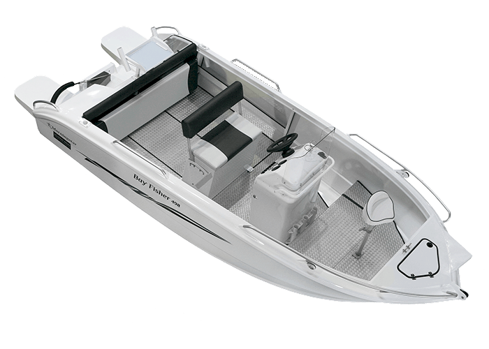 Morningstar Boats Rover 498R