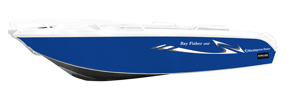 Morningstar Boats Lacivert